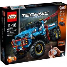 LEGO 42070 6x6 allterrain-sleepwagen