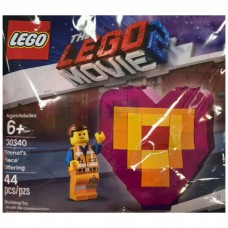 LEGO 30340 The Movie 2  Emmet's 'Piece' Offering polybag