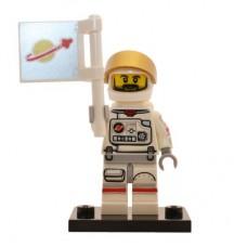 LEGO 71011 col15-2 Astronaut - Complete Set