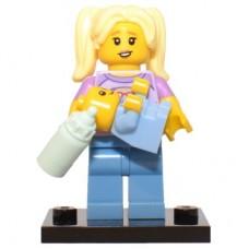 LEGO 71013 Col16-16 Babysitter - Complete Set