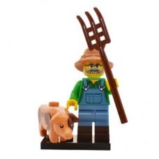 LEGO 71011 col15-1 Farmer - Complete Set