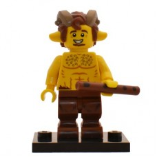 LEGO 71011 col15-7 Faun - Complete Set