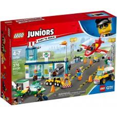 LEGO 10764 City Central luchthaven (LICHT BESCHADIGD)