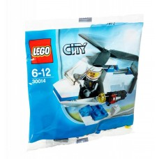 LEGO 30014 Mini Politiehelicopter