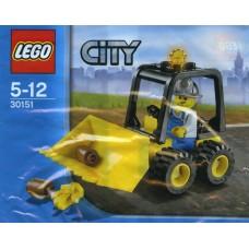 LEGO 30151 Mijnwerktuig Polybag