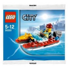 LEGO 30220 Brandweer Speedboot