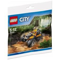 LEGO 30355 City Jungle Quad