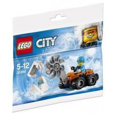 LEGO 30360 Artic Ice Swa / IJszaag