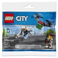 LEGO 30362 Sky Police Jetpack polybag
