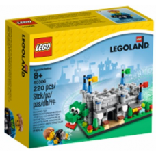 LEGO 40306 Legoland Castle draak