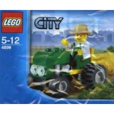LEGO City Tractor 4899