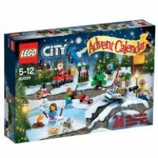 LEGO 60099 City Advent Kalender 2015