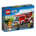 LEGO 60107 Brandweer Ladderwagen