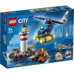 LEGO 60274 Elite Politie Vuurtoren Aanhouding