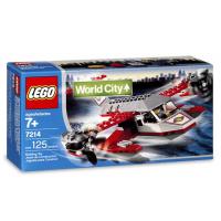 LEGO 7214 Watervliegtuig Town World City harbor