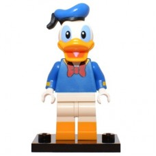 LEGO 71012 Coldis-10 Donald Duck - Complete Set