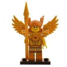LEGO 71011 col15-6 Flying Warrior - Complete Set