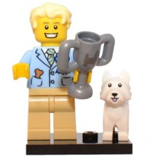 LEGO 71013 Col16-12 Dog Show Winner - Complete Set