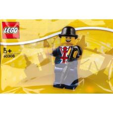 LEGO 40308 Lester Minifigure