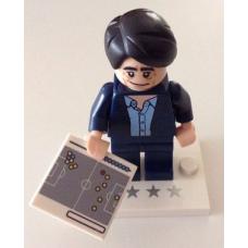 LEGO 71014 Set coldfb-1 Joachim Löw - Complete Set