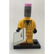 LEGO 71017 coltlbm-12 Eraser - Complete Set