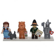 LEGO coltlm2-16-19 The wizard of Oz minifiguren (Complete with Stand and Accessories)