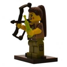 LEGO 71007 col12-10 Dino Tracker - Complete Set
