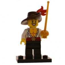 LEGO 71007 col12-13 Swashbuckler - Complete Set