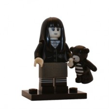 LEGO 71007 col12-16 Spooky Girl - Complete Set