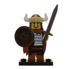 LEGO 71007 col12-2 Hun Warrior - Complete Set