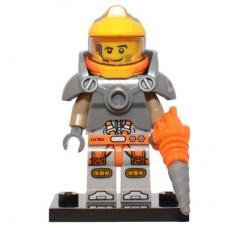 LEGO 71007 col12-6 Space Miner - Complete Set