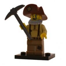 LEGO 71007 col12-8 Prospector - Complete Set
