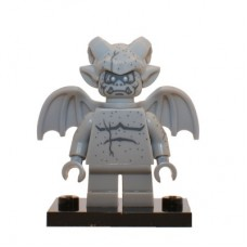 LEGO 71010 col14-10 Gargoyle - Complete Set