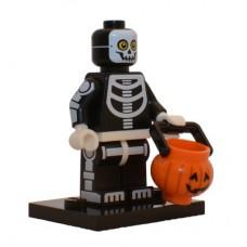 LEGO 71010 col14-11 Skeleton Guy - Complete set