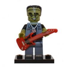 LEGO 71010 col14-12 Monster Rocker - Complete Set