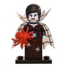 LEGO 71010 col14-16 Spider Lady - Complete Set