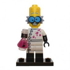 LEGO 71010 col14-3 Monster Scientist - Complete Set