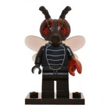 LEGO 71010 col14-6 Fly Monster - Complete Set