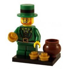 LEGO 8827 col06-9 Leprechaun - Complete Set