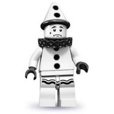 LEGO 71001  Col10-11 Sad Clown