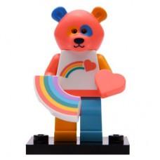 LEGO 71025 Col19-15 Jongen in een Berenpak Compleet met accessoires