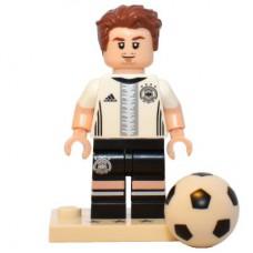 LEGO 71014 Set Coldfb-15 Mario Götze - Complete Set