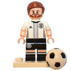 LEGO 71014 Set coldfb-6 Shkodran Mustafi - Complete Set