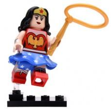 LEGO 71026 Colsh-2 Wonder Woman Complete met Accessoires