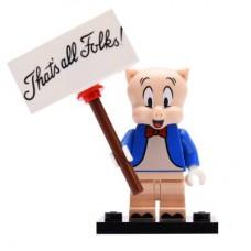 LEGO 71030-12 Porky Pig (Complete set)
