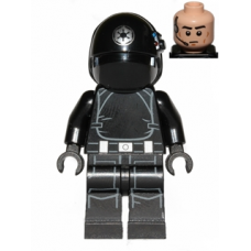 EGO Star Wars sw529 Imperial Gunner Closed mouth