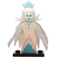 LEGO 71013 Col16-1 Ice Queen - Complete Set