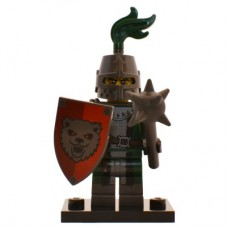 LEGO 71011 col15-3 Frightening Knight - Complete Set