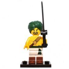 LEGO 71013 Col16-2 Arabian Knight - Complete set