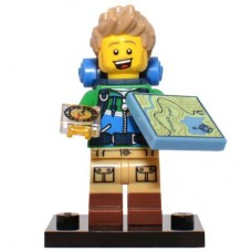 LEGO 71013 Col16-6 Hiker - Complete Set
